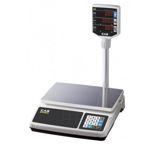 Весы торговые CAS PR-15P
