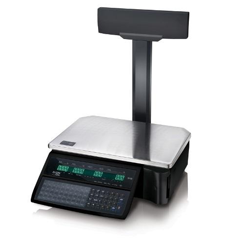 Весы с печатью этикеток Digi SM-100P