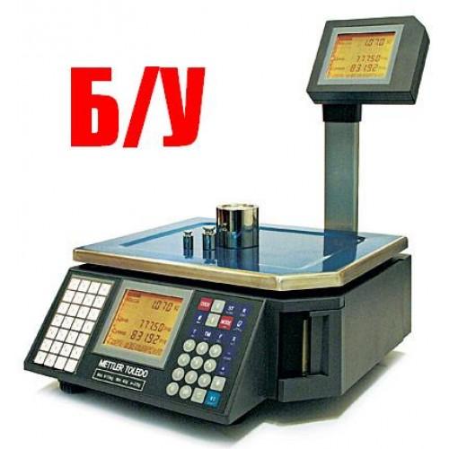 Весы с печатью этикетки Mettler Toledo Tiger 15D (б/у)