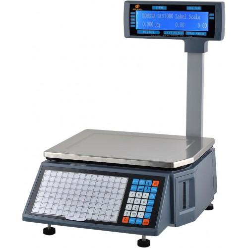 Весы с печатью этикеток RLS1000