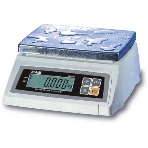 Весы технические влагозащищенные CAS SW-W