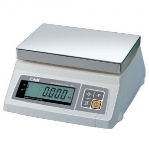 Весы фасовочные CAS SW (2, 5, 10, 20кг)