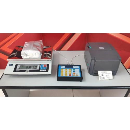 Смарт-клавиатура Fasprint (Ethernet) для фасовочного комплекса