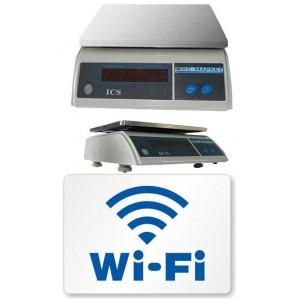 Беспроводные весы ИКС-Маркет ICS-AW WiFi