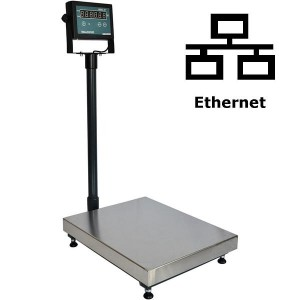 Весы товарные Ягуар 0.15W(400x500) Ethernet