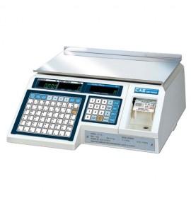 Весы с печатью этикетки CAS LP (без стойки)