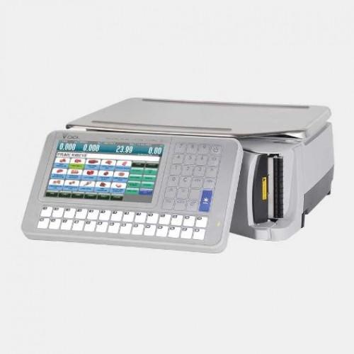 Сенсорные весы самообслуживания DIGI SM-5300 BP 7″