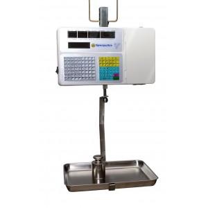Весы с печатью этикеток  подвесные ВТНЕ-ПРИНТ-П