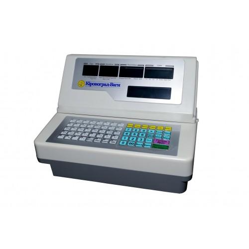 Весы товарные с печатью этикеток ВТНЕ-ПРИНТ-Т 1500кг 600*600