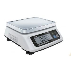 Настольные фасовочные (порционные) весы CAS SW II