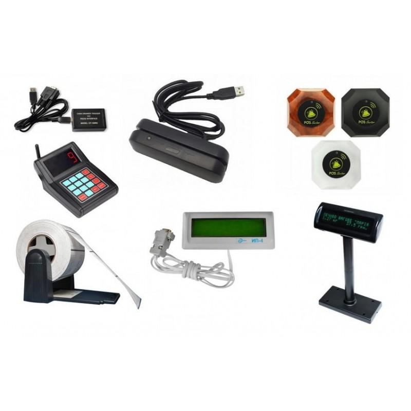 Дополнительные устройства и аксессуары