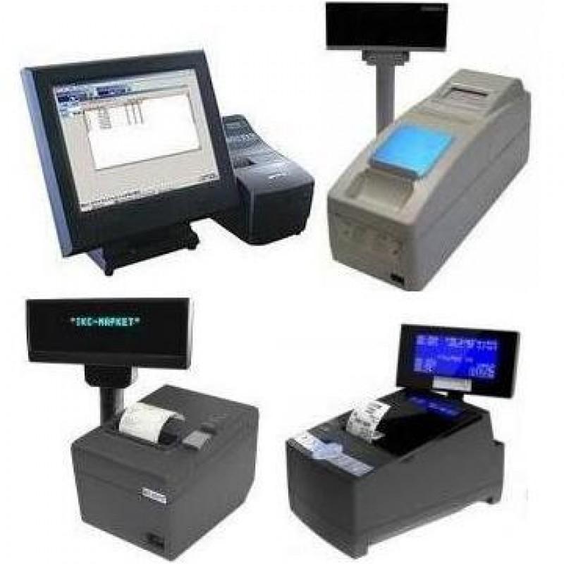 Фискальные принтеры (регистраторы)