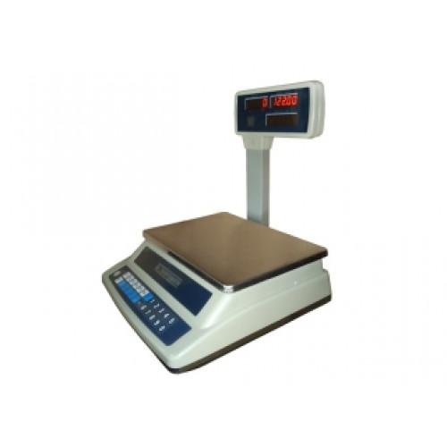 Весы торговые настольные электронные ВТНЕ-15Т3
